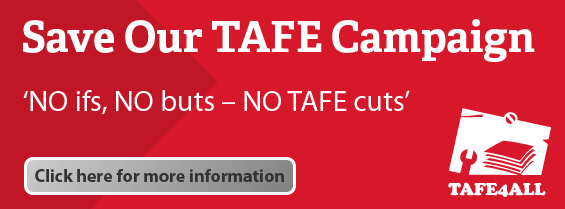 Save Our TAFE Campaign