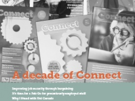 Banner - Connect vol 10 no 1 available now