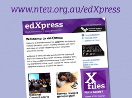 Banner - edXpress launched!