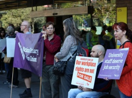 Banner - NTEU forces concessions but the fight continues