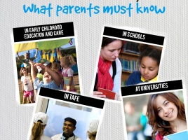 Banner - Education cuts community forums - what parents must know