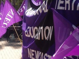 Banner - 20 Years of the NTEU: Message from Newcastle Branch President